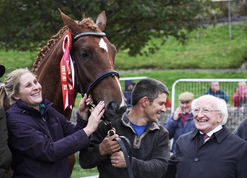 BALLINASLOE FAIR: Fair delight for Cusack and Egan