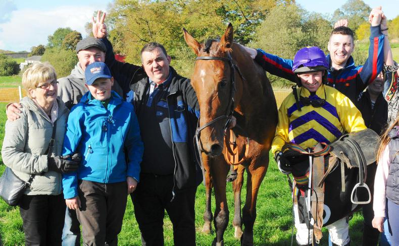 MARGIE McLOONE: Noel (and Noel) make super start to season