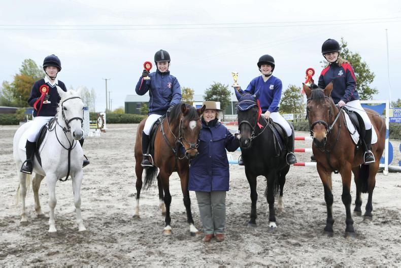 AROUND THE COUNTRY:  Borris Vocational Schools puts on masterful display to win