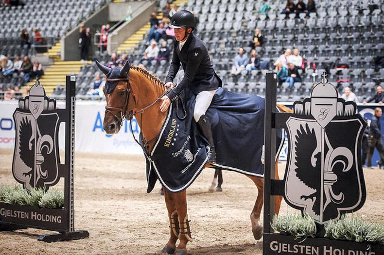 Five-star win for Shane Breen in Oslo
