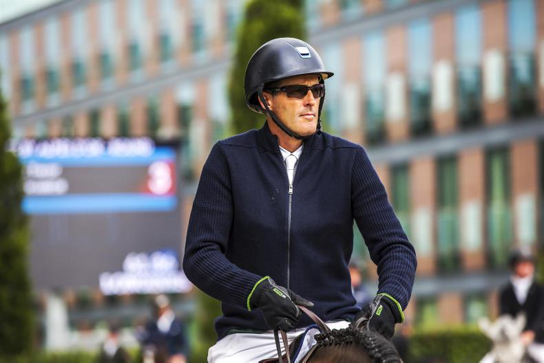 INTERNATIONAL:  O'Shea in the money at Tryon