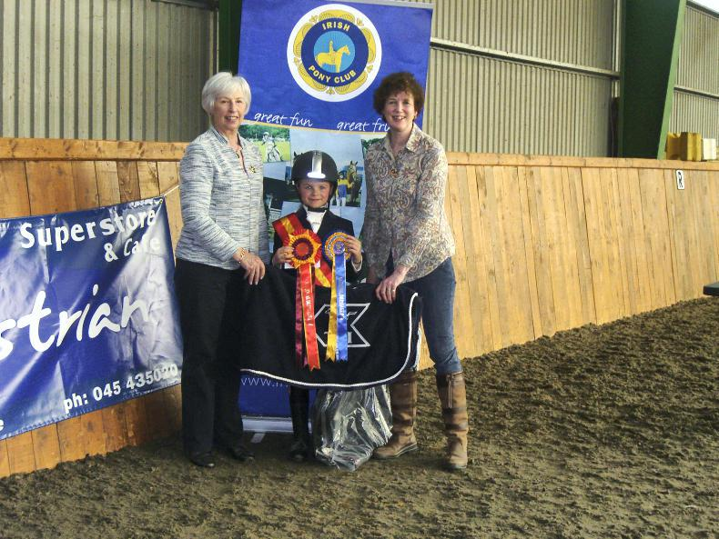 PONY CLUB:  Lively season posted many highs