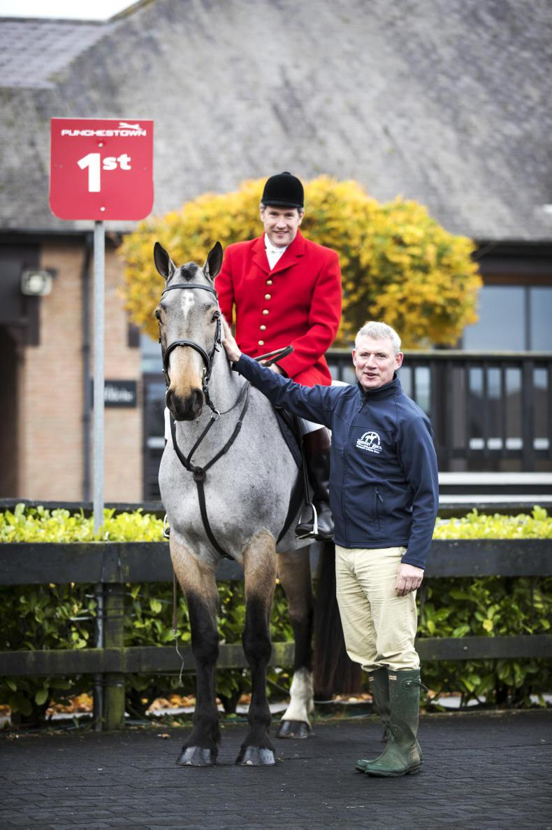 NEWS:   Hunts urged to join in Punchestown fundraiser