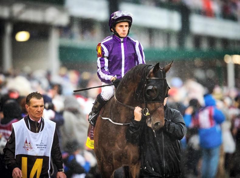 NEWS: Mendelssohn on track for Breeders' Cup Classic