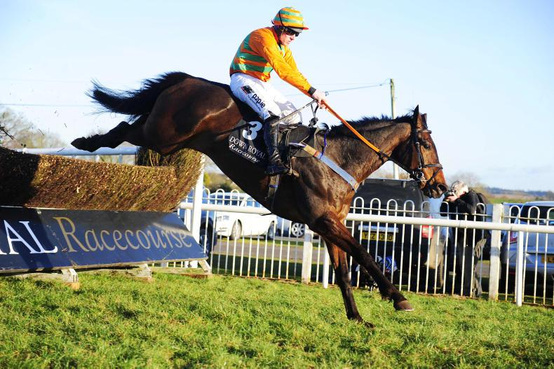 POINT-TO-POINT: Eddies Miracle primed for vigorous campaign
