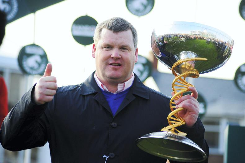 THE BIG INTERVIEW: Gordon Elliott