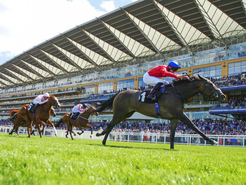 DONN McCLEAN: Influence of Ascot draw today