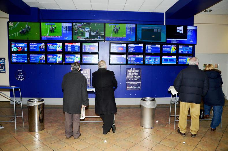 RYAN McELLIGOTT: Loss of revenue to Irish racing if betting shops close
