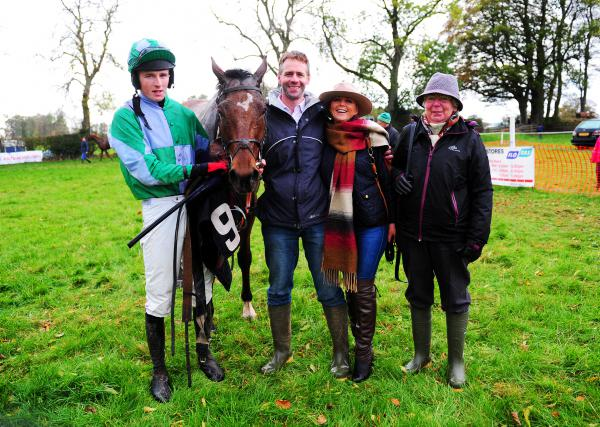 Saintfield doctor off the mark at Loughanmore