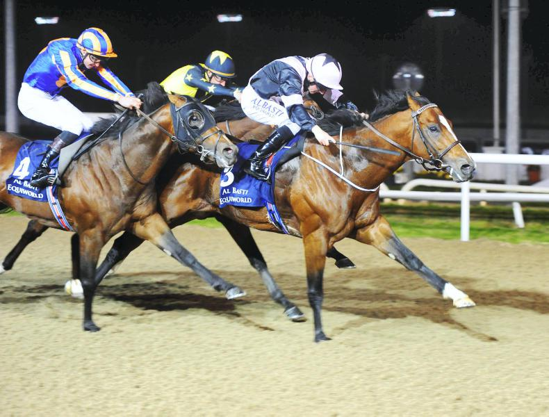 SIMON ROWLANDS: Gosden two-year-old catches the eye at Yarmouth