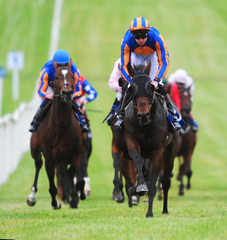 THURLES THURSDAY: O'Brien treble on the flat at Thurles