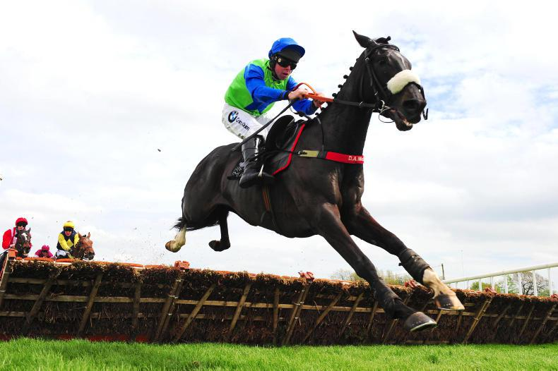 BRITAIN: Canardier cruises to win for McLoughlin