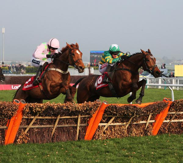TEN TO FOLLOW OVER JUMPS FOR 2014/15
