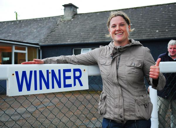 HEART OF RACING:  Trainer Denise O'Shea
