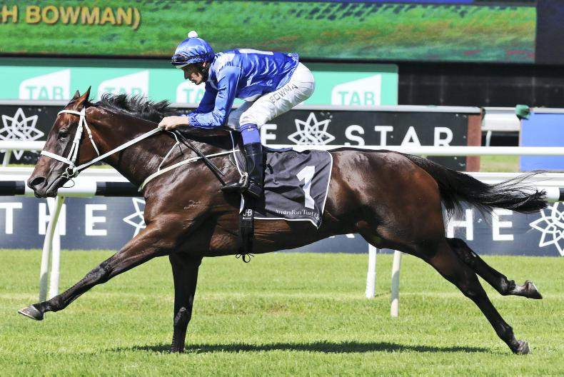 TIME WILL TELL: Winx does as she pleases