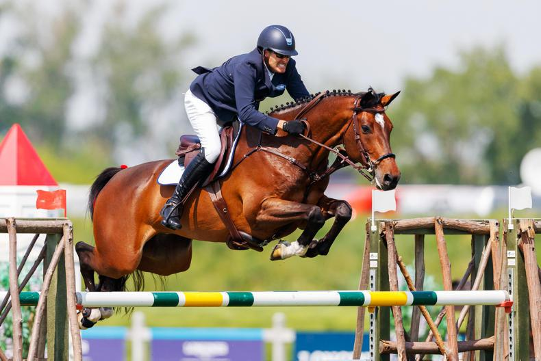 INTERNATIONAL: Top two places for O'Shea in Tryon