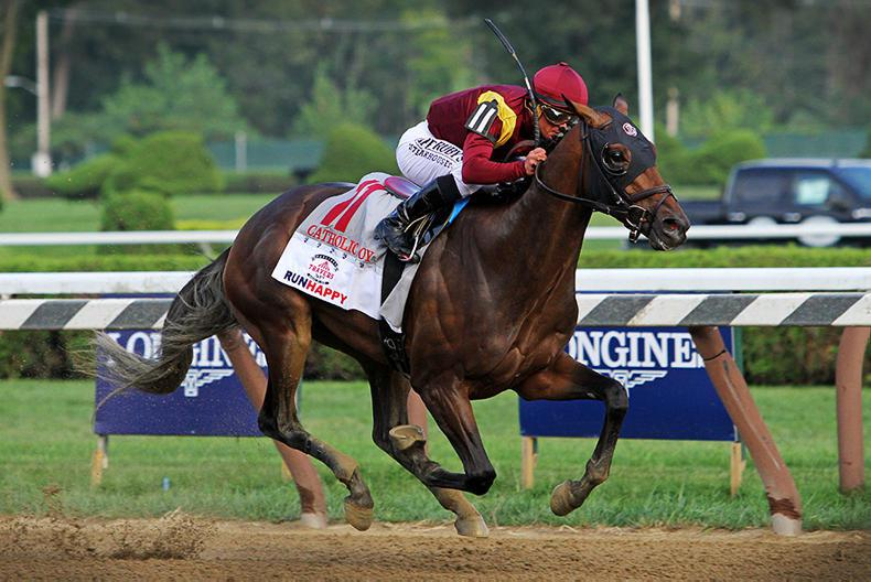 AMERICAN PREVIEW: Catholic Boy out for heavenly result