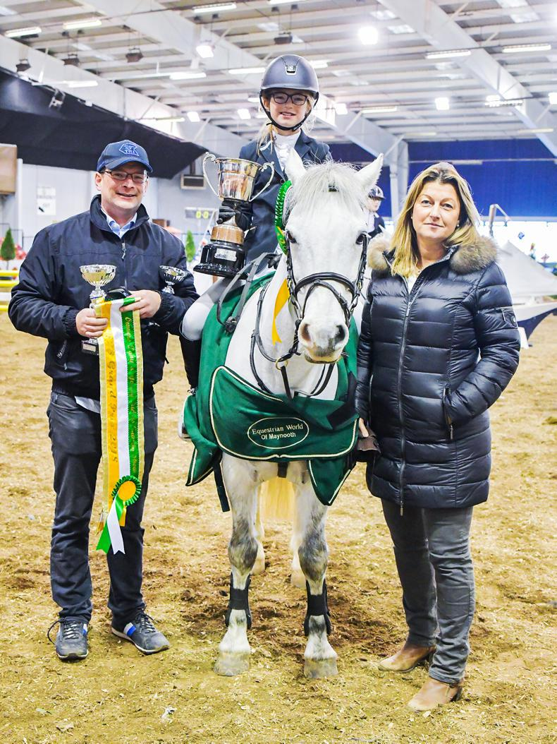 MILLSTREET:  Chloe's win proves she has Touch of Magic