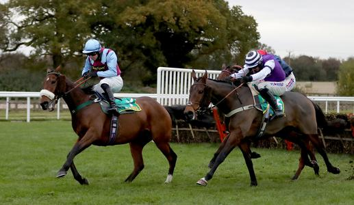 Phil Kirby enjoys day to remember at Wetherby