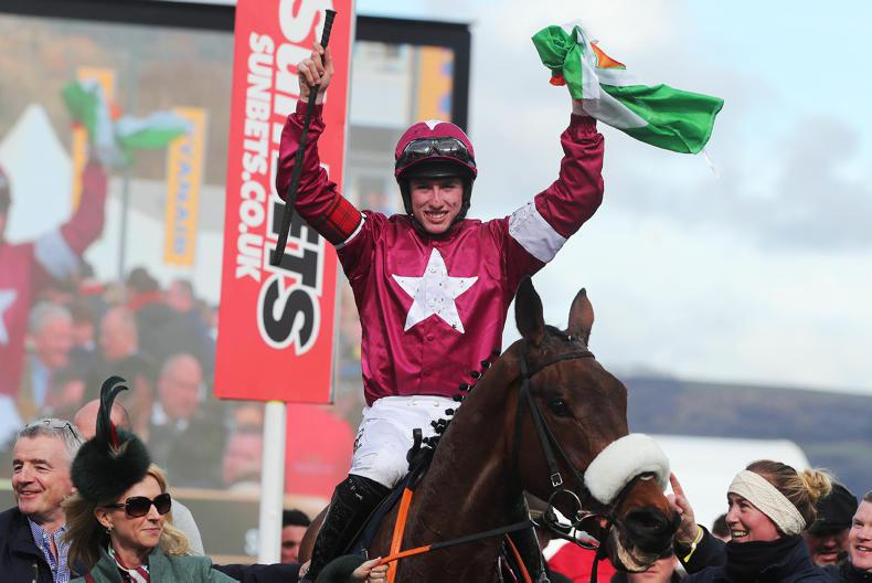 Gordon Elliott targets Gold run with Shattered Love
