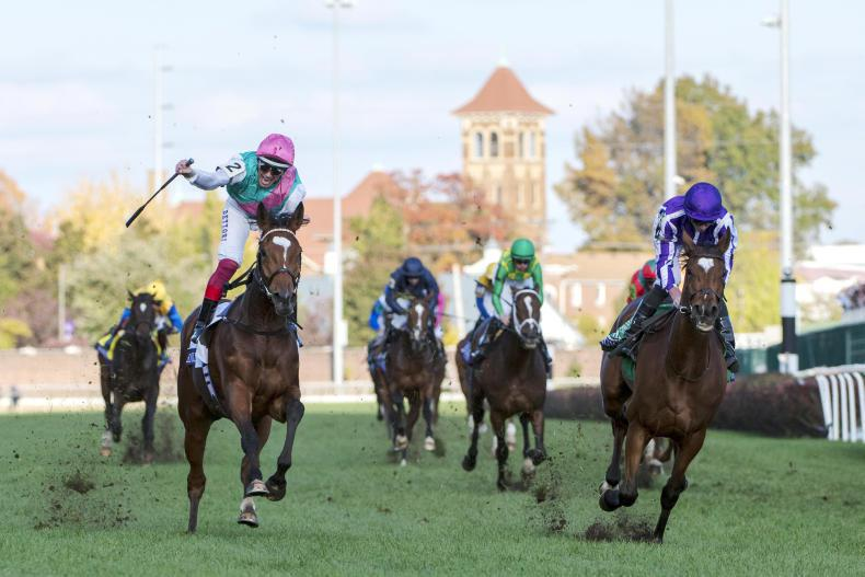 BREEDERS' CUP: Enable makes history for Europe