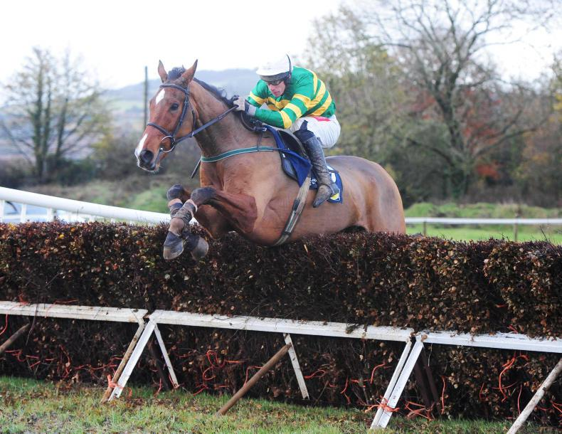 DROMAHANE SUNDAY: Stand Up success for classy recruit