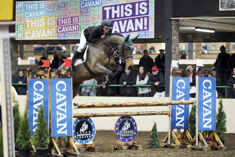 CAVAN INTERNATIONAL: Curley and HHS Los Angeles top four-year-old championship