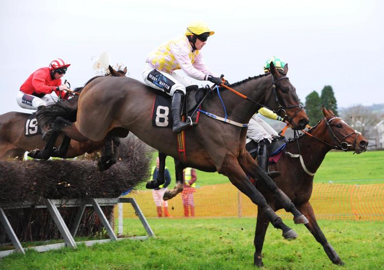EAST ANTRIM - LOUGHANMORE SATURDAY: Bold Conduct stacks up