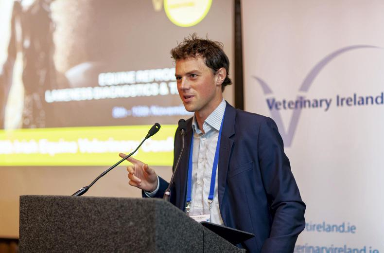 IRISH EQUINE VETERINARY CONFERENCE:   Sam Watson - Try, Fail, Learn
