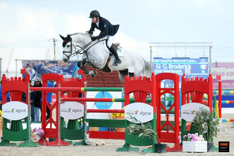 INTERNATIONAL: Broderick wins Vilamoura Grand Prix