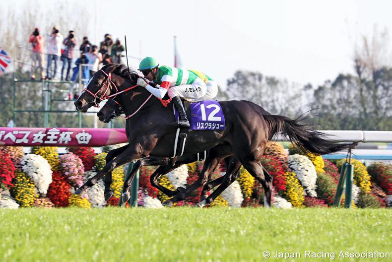 JAPAN: Lys Gracieux deservedly claims a first Group 1 prize