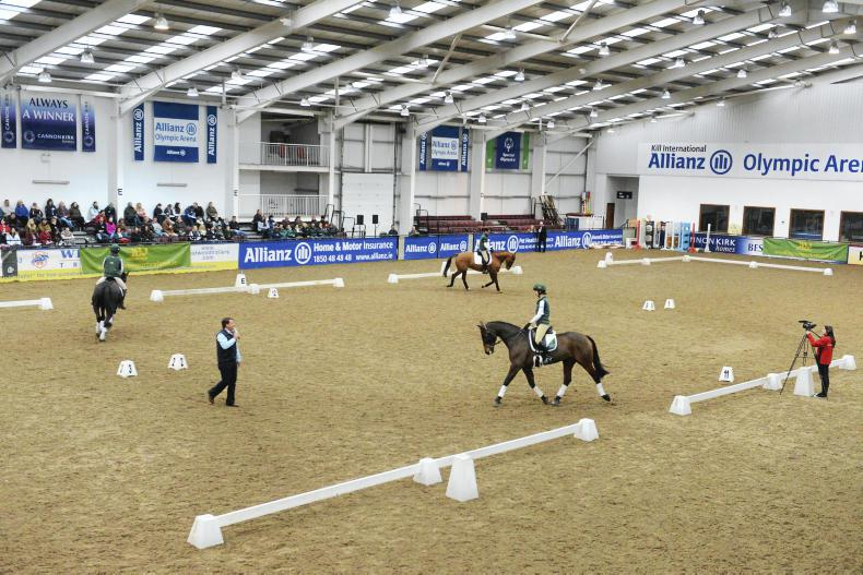 NEWS:  Plans to demolish Kill Equestrian Centre refused
