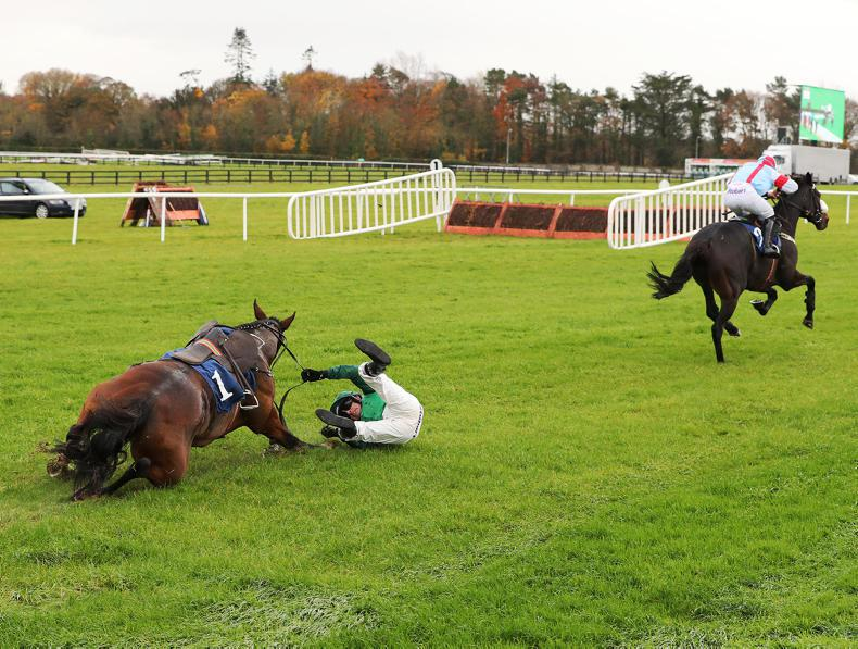 DONN McCLEAN: Tingle Creek ideal target for Calvados
