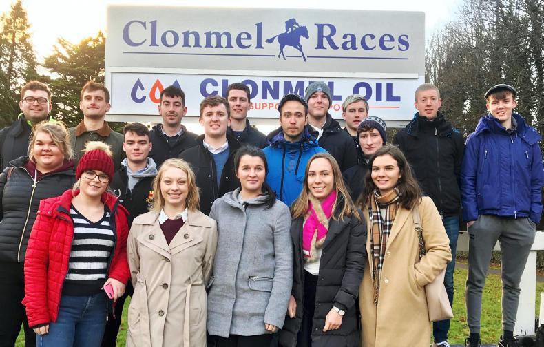 COLLEGE CORNER: Coolmore, Clonmel and Craic go hand-in-hand