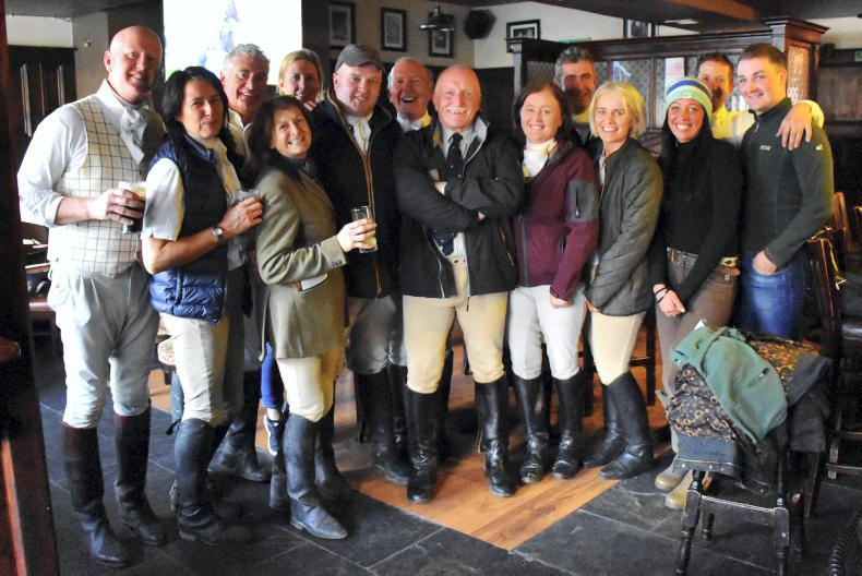 PONY TALES:  John bows out after 40 seasons!
