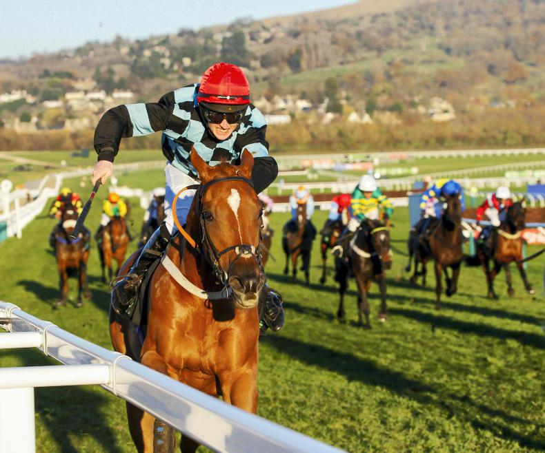 VIEW FROM ABOVE: McMenamin lands Grade 3 win