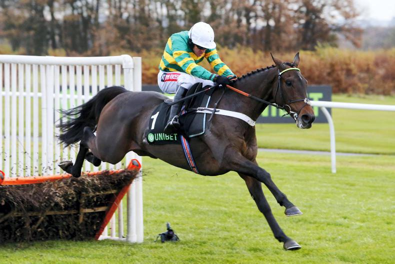 Samcro and Buveur D'Air in Newcastle clash