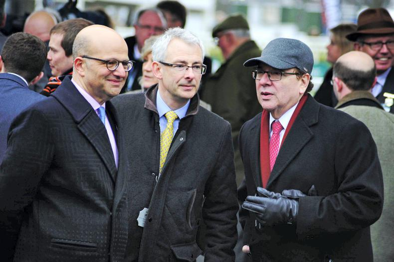 National Hunt dispersal of immense quality