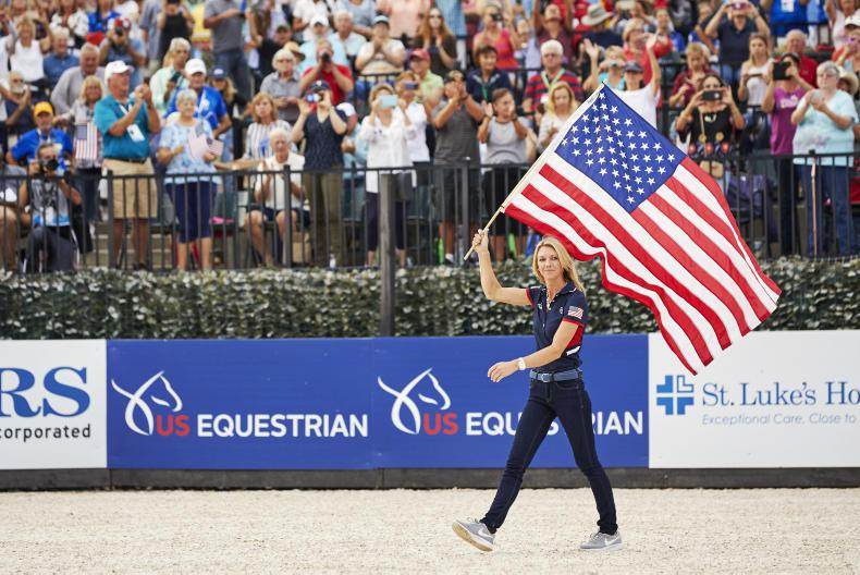 NEWS: End of WEG in sight as FEI open individual bidding