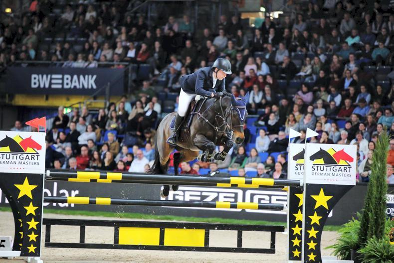 INTERNATIONAL: Wachman wins Stuttgart Pony Grand Prix