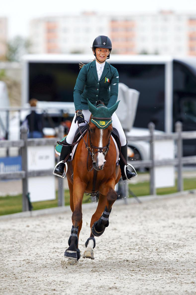 INTERNATIONAL: Young riders post top results in Holland