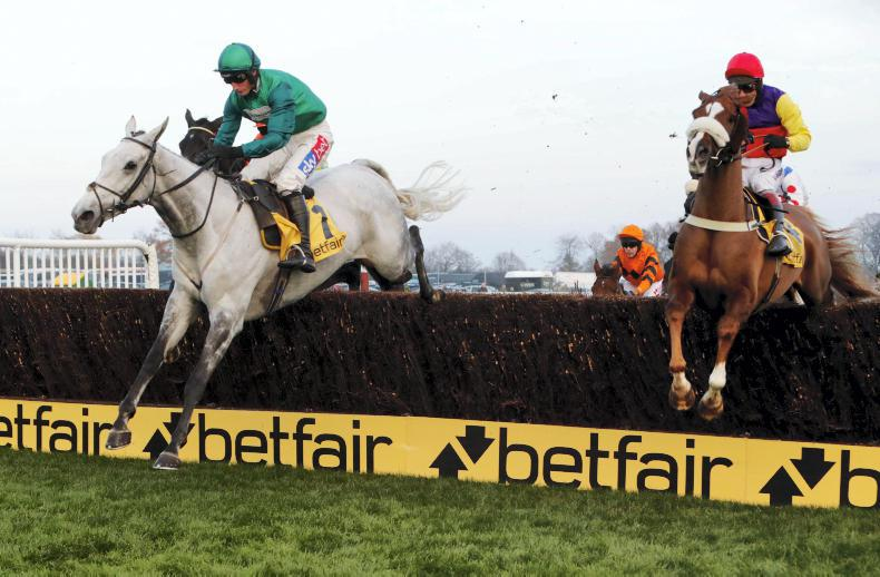 BRITAIN: Bristol goes back-to-back in the Betfair Chase