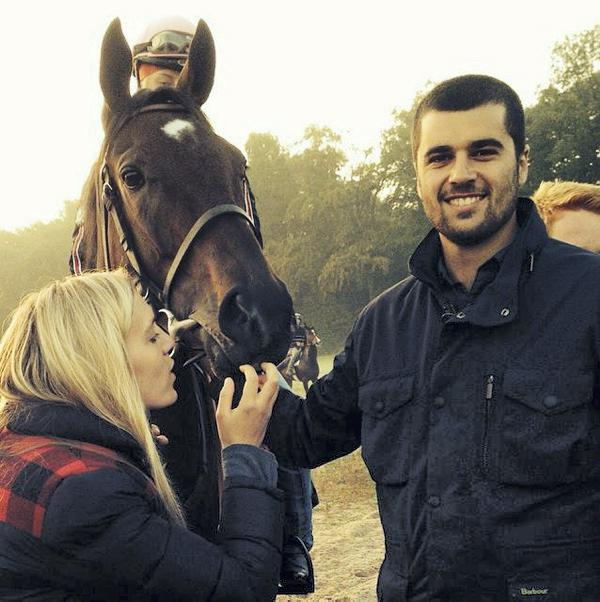 Darley Flying Start: Living the dream and learning a lot