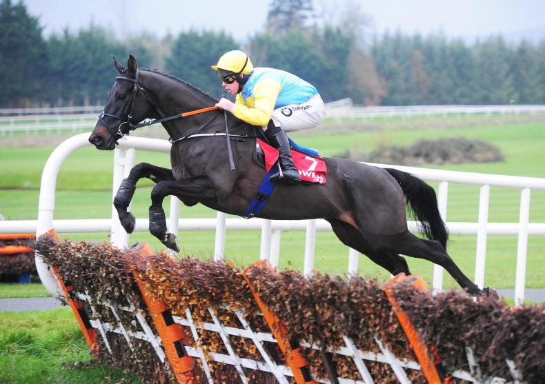SIMON ROWLANDS: Lever leads the juveniles
