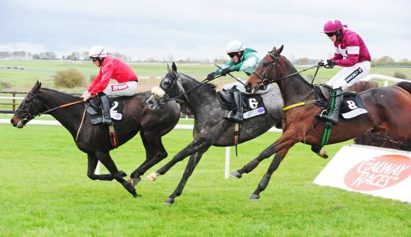 A tetrathlon, race days and a visit to the Arc
