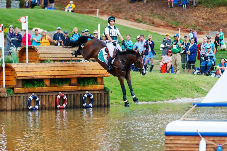EVENTING TOP 10: Badminton the aim for brilliant Mr Chunky
