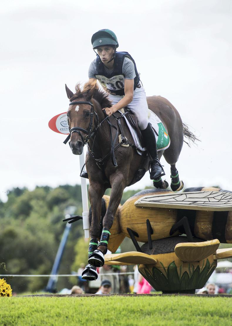 EVENTING TOP 10: Europeans on Daniels' mind as he lands leading rider title