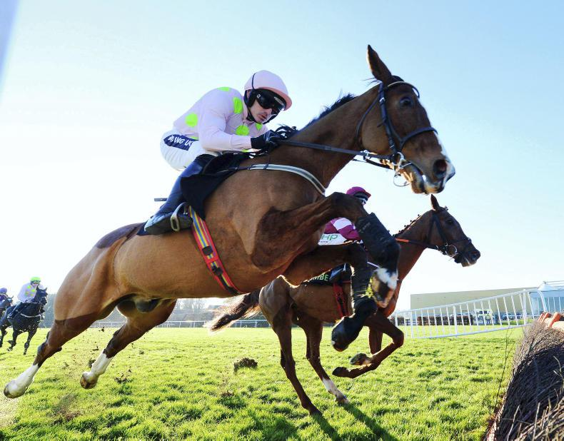 Willie Mullins targets Leopardstown return for Faugheen