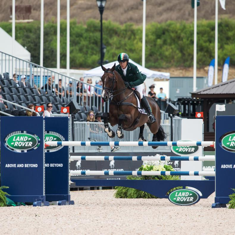 EVENTING TOP 10: WEG leaves mark on 'Eventing Top 10' rankings