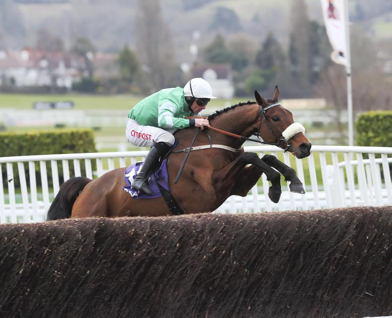 NEWS: Presenting Percy among entries for Grade 1 John Durkan Memorial Chase